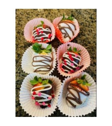 Valentine's Day Berry Box
