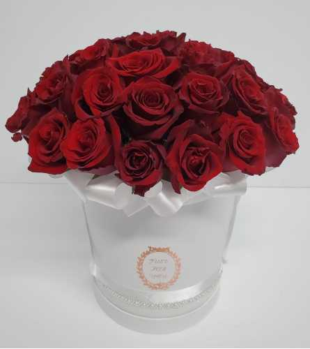 Just For You Red Roses in Box