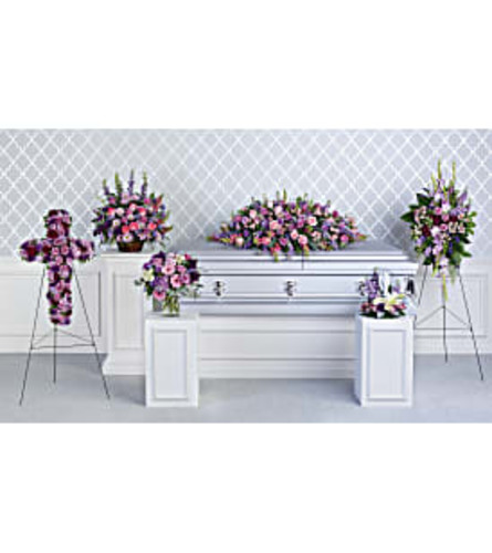 The Lavender Tribute Collection
