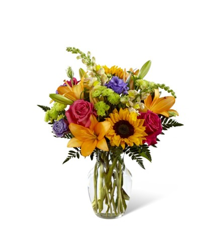 The Best Day Vase Bouquet