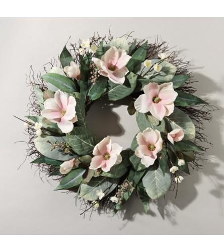 Magnolia Magnificent Wreath