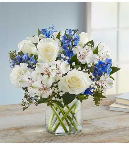 Wonderful Wishes Floral Bouquet