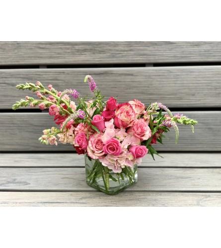 We Wear Pink Bouquet
