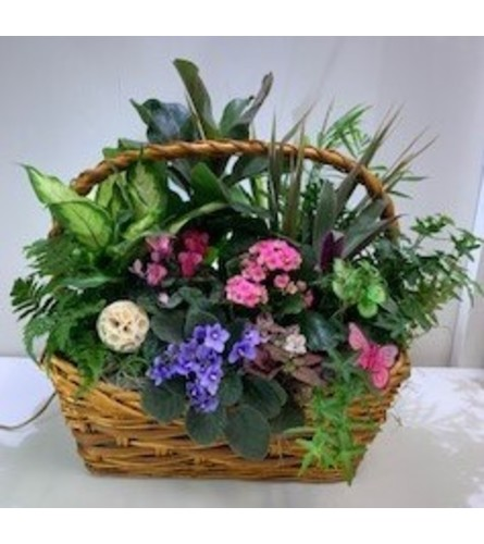 Fresh Country Garden Basket