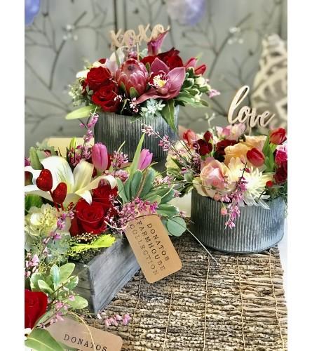 Farmhouse Valentine's Special