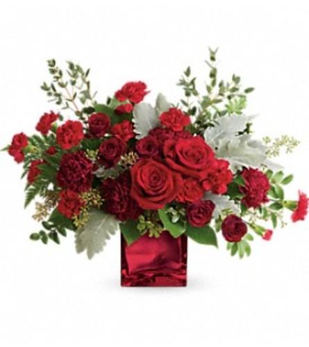 Rich In Love Bouquet  - by Jennifer's Flowers