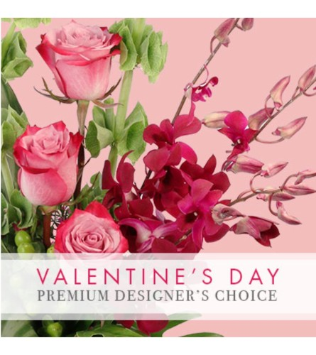 Valentine's Day PREMIUM+ Florist Choice