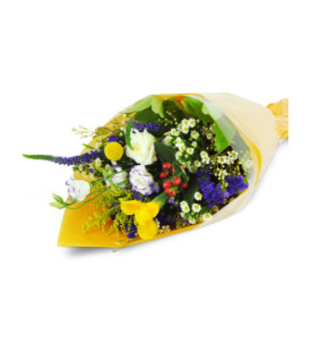 Florist Choice Small Wrapped Bouquet