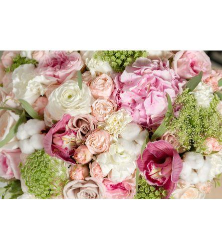 Botanique Signature Arrangement-Garden Elegance