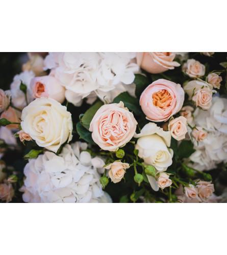 Botanique Signature Arrangement- Soft, Gentle, & Brilliant