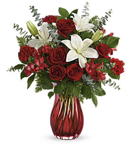 Teleflora's Love Conquers All Bouquet