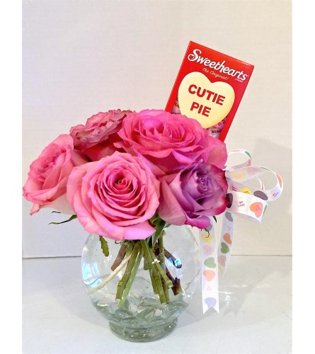 Conversation Roses