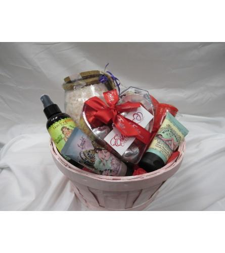 Romance Bath Package
