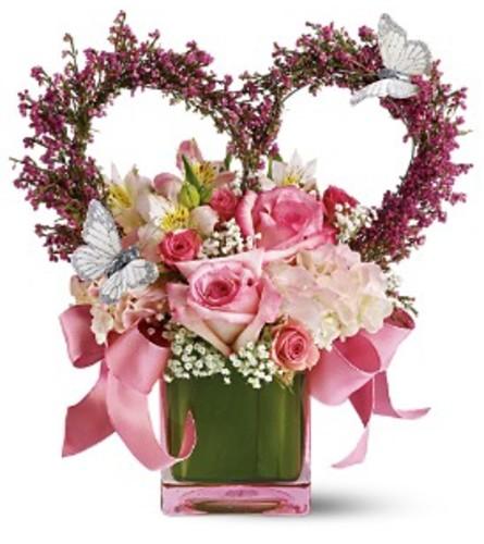 Enchanted Heart Bouquet