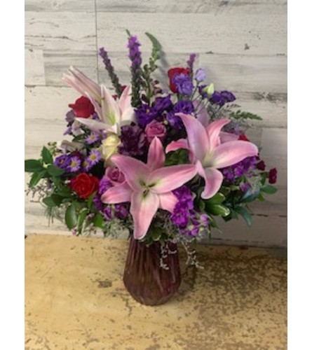 Loving Stargaze Bouquet