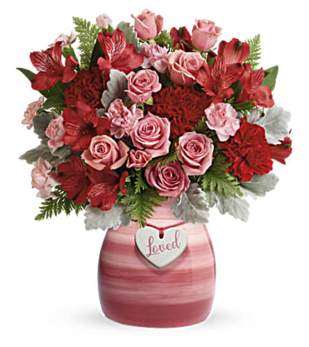 Love and Blush Bouquet