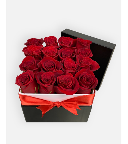 Forever Yours Rose Box