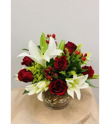 Romantic Lilies