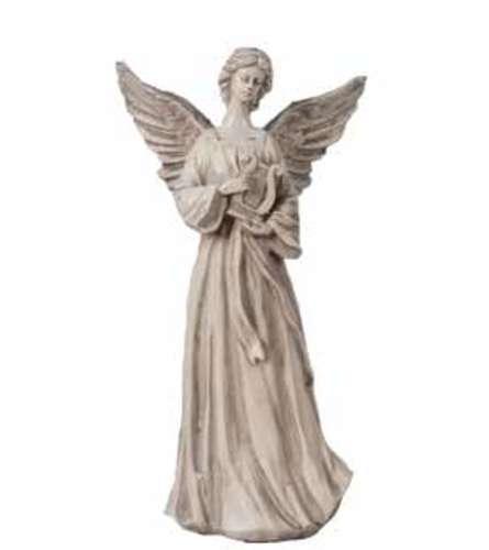 "Memorial 14"" Angel Statue"