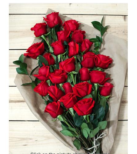 Rose Dozen Valentine