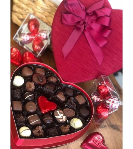 Red Heart Asst Chocolates