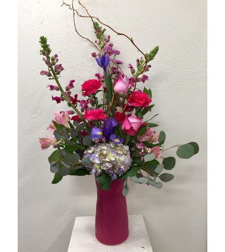 Sweet and Pretty Vase