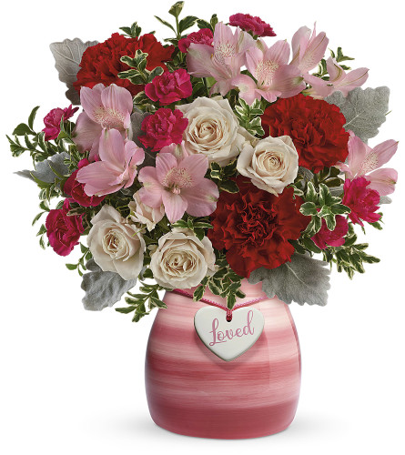 Teleflora's Painted In Love
