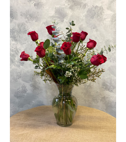 Beautifuly Red Roses