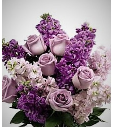 Lavender and Purple Designer Special