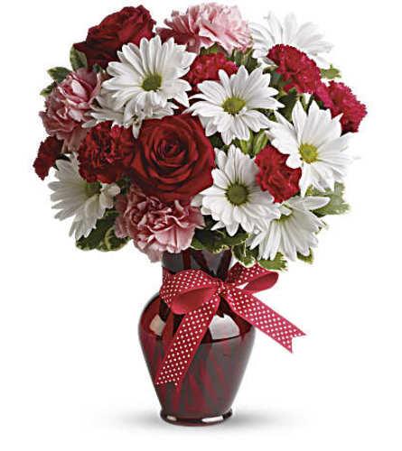 Kisses with Hugs  bouquet