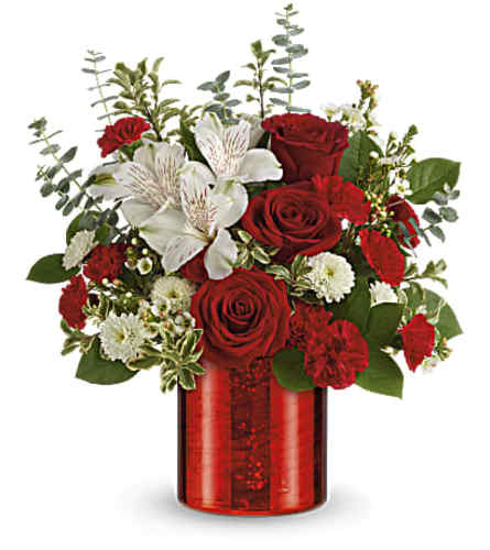 Red Crimson Crush Bouquet