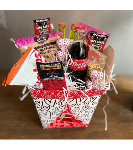 Valentine's Goodie box