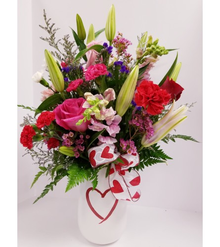 All My Love - Valentine