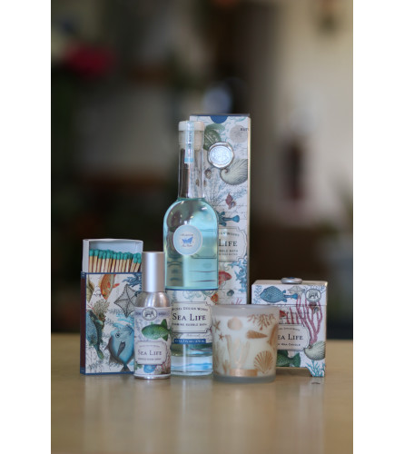 Bath and Body Gift Set-Sea Life