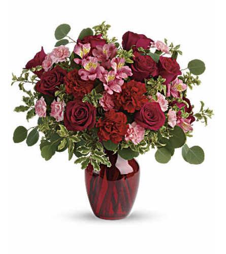 Teleflora's Blooming Belles Bouquet