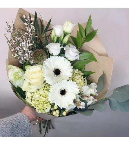 Pure Love Hand-Tied Bouquet