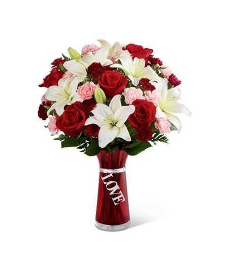 Valentine's Day Love Bouquet