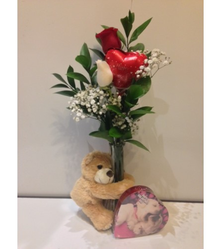 Valentine Love Bear