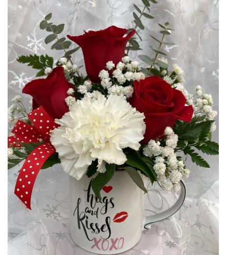 Roses xoxoMug