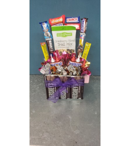 Candy/Snack bouquets LG
