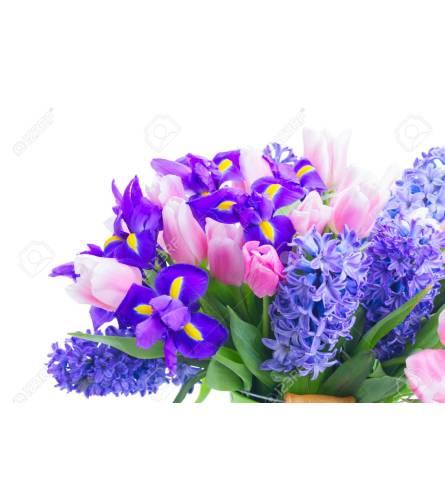 Wonderful Spring Fresh Cut Bouq