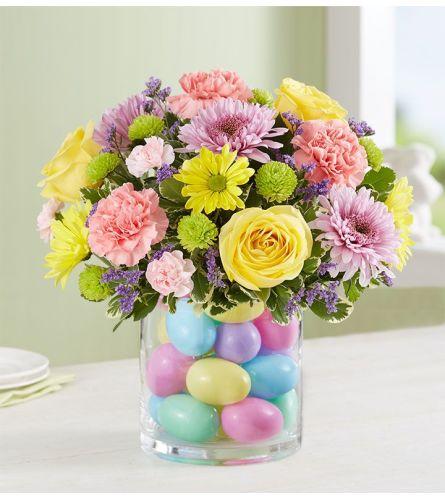 Easter Egg Hunt Centerpiece