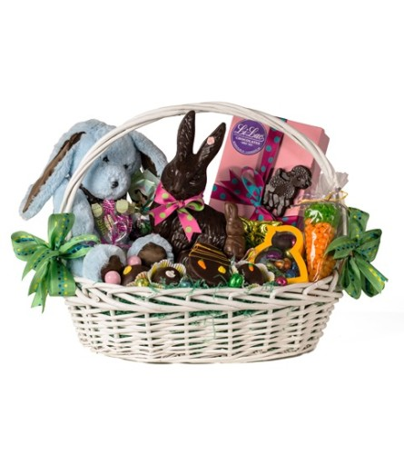 Chocolate Lovers Easter Basket