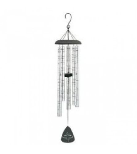 LARGE AMAZING GRACE WIND CHIME