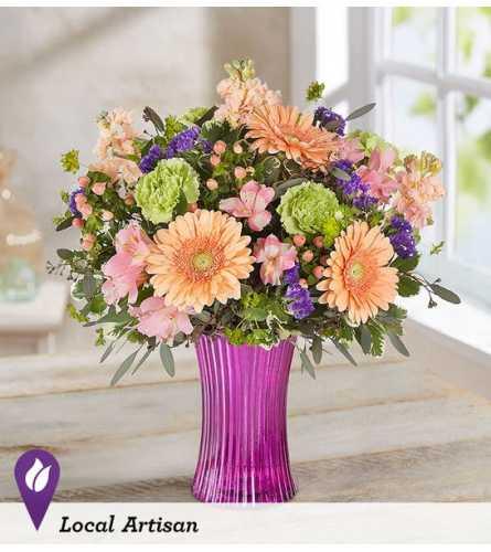A Garden Inspiration Bouquet