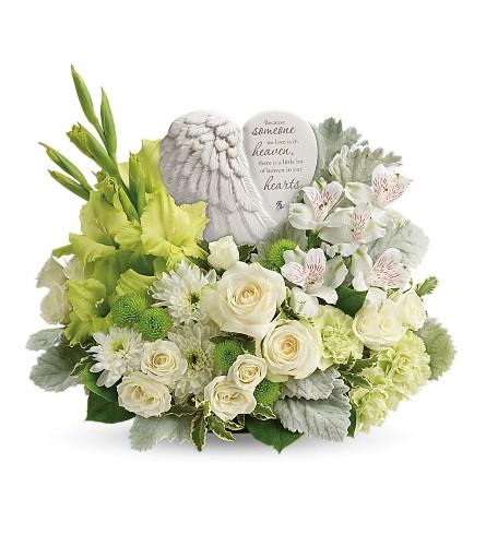 CDF hearts in heaven bouquet