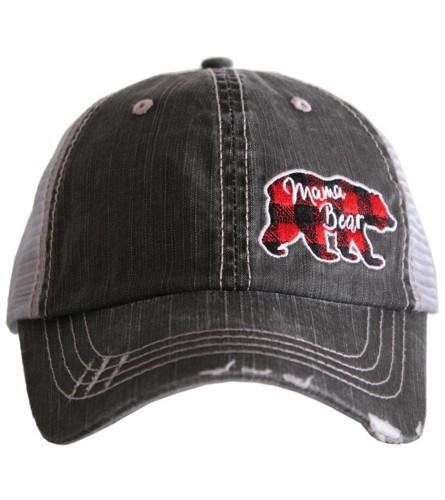 Mama Bear Trucker Cap