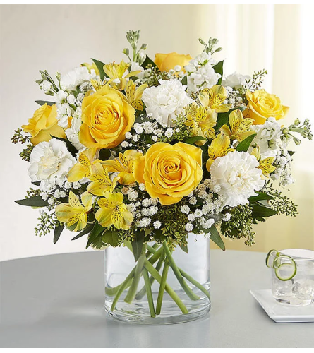 Lemon bright Arrangement