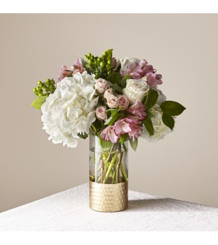 FTD's Rose' All Day Bouquet