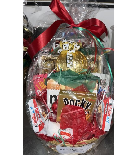 ALL CHOCOLATE GIFT BASKET
